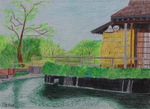 忍野 中池